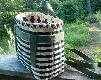 Mini Pack Basket Pattern