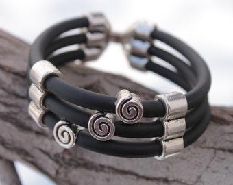 Rubber Bracelet