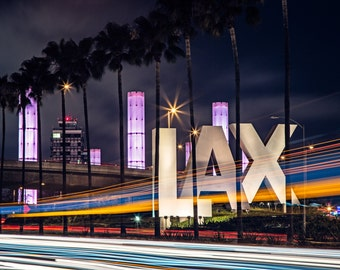 Los Angeles International Airport LAX