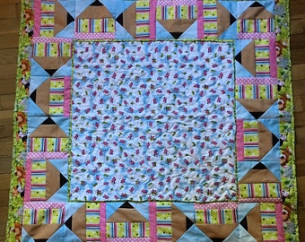 Baby Quilt - Stubby Pencil