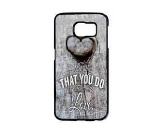 New Christian Women Bible Verse Quote Pattern for Samsung Galaxy S7 S6 Edge Plus S5 S4 S3 Note 7 5 4 3 2 iPod touch 4 5 6 case Cover