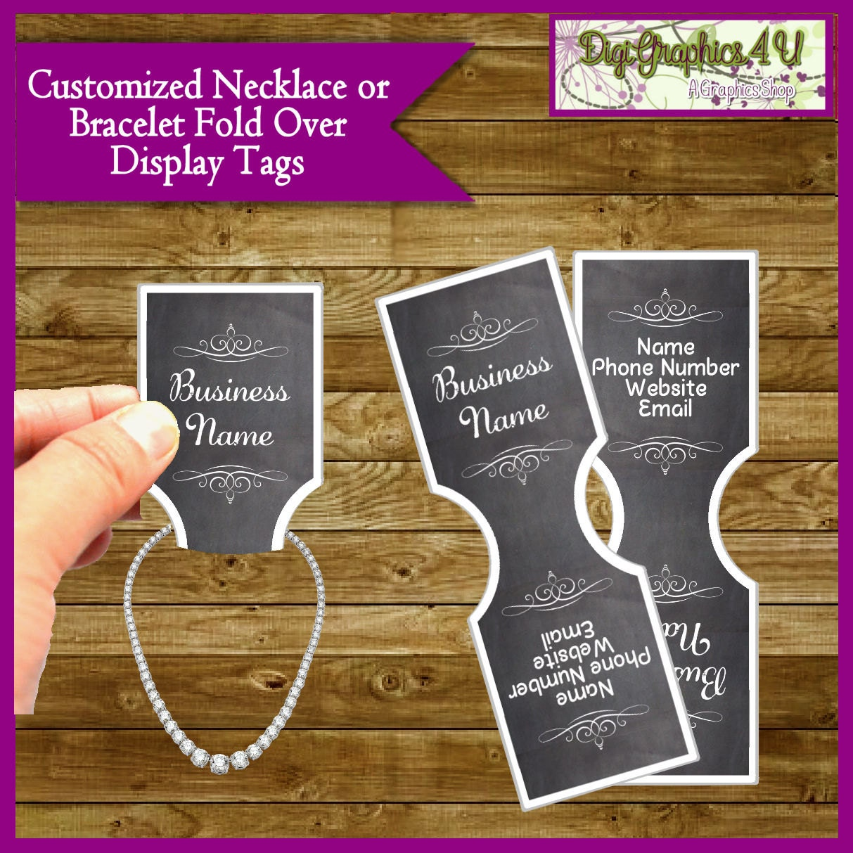 Clever image intended for printable jewelry tags