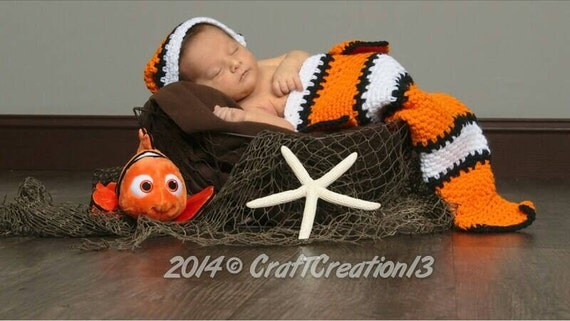 3aca5242cce92 Find the PERFECT Finding Nemo Baby Costume- Super CUTE!!!