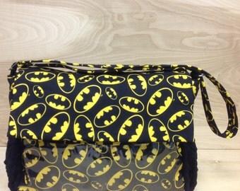 Stroller Bag- Batman Emblem