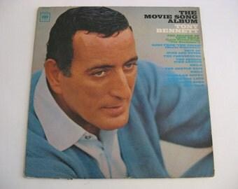 Tony Bennett - The Movie Song Album - 1966