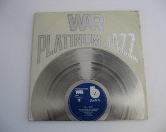 SALE - War - Platinum Jazz - 1977