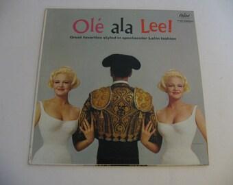 Peggy Lee - Ole Ala Lee! - 1960