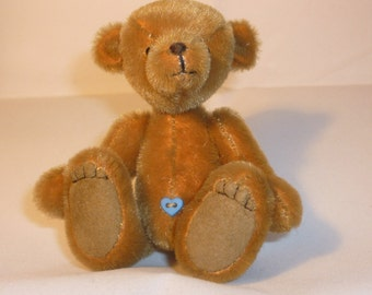 Miniature Handmade Teddy Bear