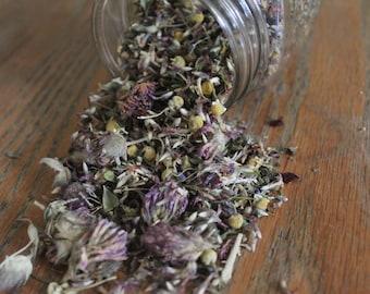 Organic ~Breathe~ Herbal Tea Blend