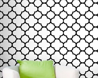 Self Adhesive Wallpaper, Moroccan Design 01a - FREE SHIPPING!