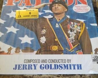 Patton soundtrack vinyl record