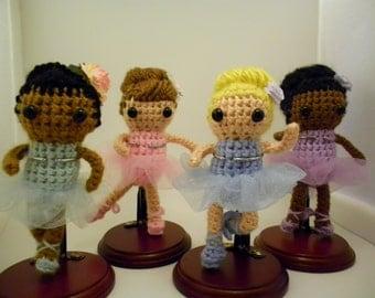 Mini ballerinas