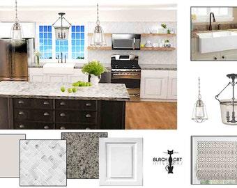 Online Kitchen Interior Designs