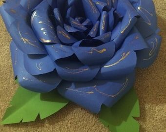 Kentucky Blue Giant Paper Rose