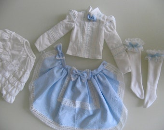 Two clothes sets for Dollfie dream or sd size dolls.
