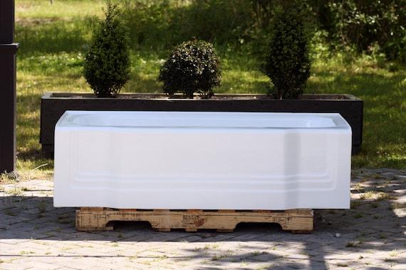 1950 American Standard Alcove Bathtub Cast Iron By Readytore