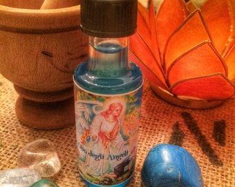 Olio degli Angeli - Olio rituale profumato - Angel oil - Scented spell oil - 20ml