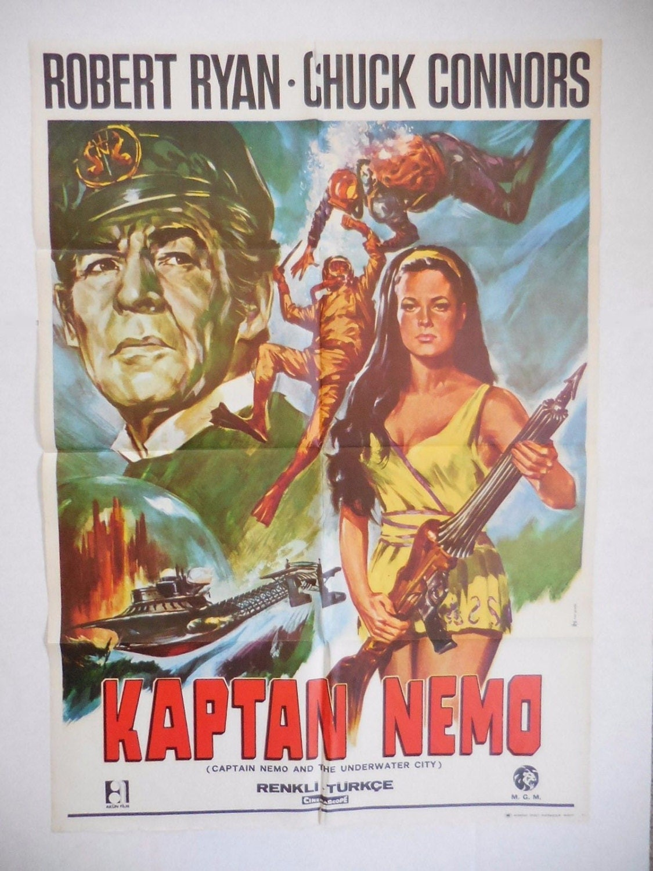 Kapitän Nemo Und Die Unterwasserstadt