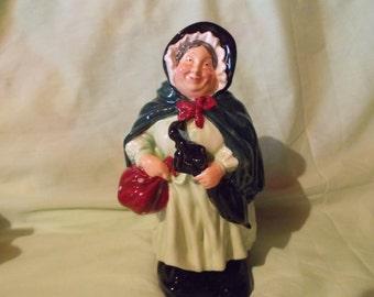 "Royal Doulton ""Sairey Gamp"" Figurine #N.2100"
