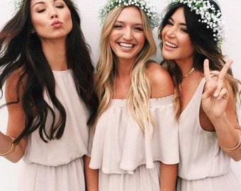 Bridesmaids Flower Crown Sets