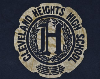 Vintage Cleveland Heights High School Class of 1963 T-Shirt