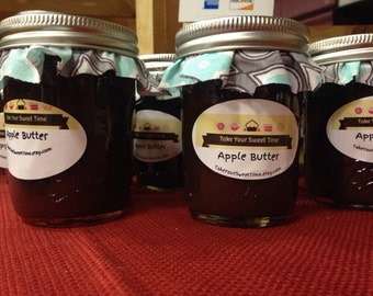 Apple Butter -1/2 pint