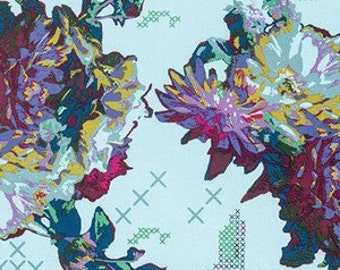 Mod Corsage by Anna Maria Horner for Free Spirit - Memory in Float - Fat Quarter