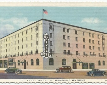 Image result for el fidel hotel albuquerque