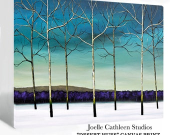"Canvas Print 24x36  ""Desert Hues"" 2016"