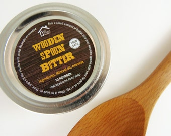 Wooden Spoon Butter