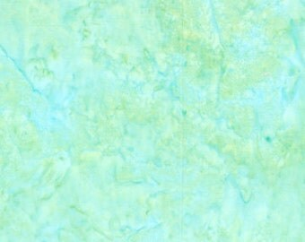 Bali Watercolor Batik - Seaside (1895-484) by Hoffman California Fabrics Cotton Batik Yardage