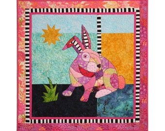 Bunny Quilt Pattern Etsy