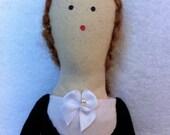 Hade Made Tally Ho! Soft Equestrian Rider Doll - Penelope