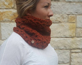 Free Shipping chunky cowl
