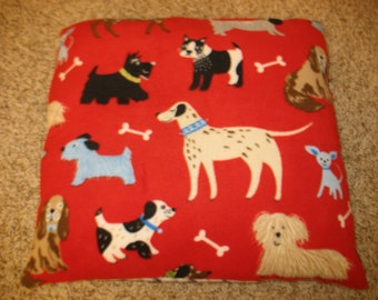 Dog Bed, Pet Bed, Small Dog Bed, Fleece