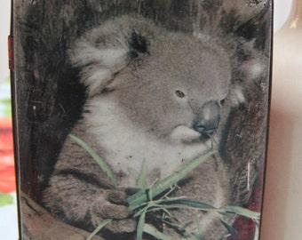 Vintage Koala Allen's Lolly Tin