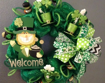 St. Patrick's Day: Welcome St. Patrick