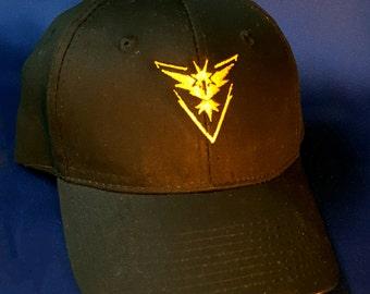 Team Instinct - Pokemon Hat