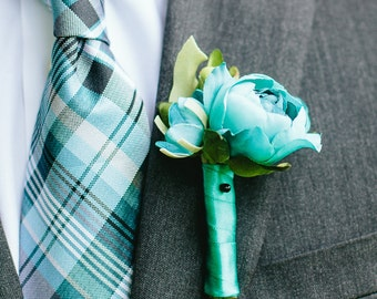Boutonniere, Wedding Boutonniere, Groom Accessories, Bridal Party Flowers