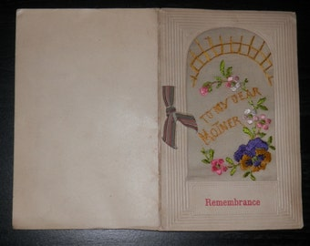 Vintage WWI Postcard
