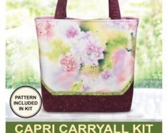 Capri Carryall Kit by Pink Sand Beach Purse Tote Handbag