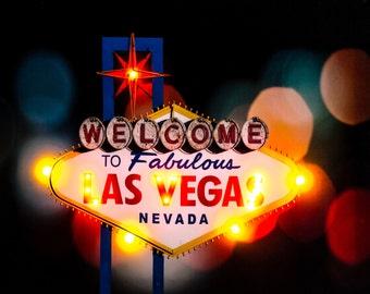 VIVA Las Vegas LED Painting P-631