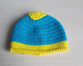 Eric Cartman hat from South Park - for Halloween / Cosplay / Baby Shower Gift