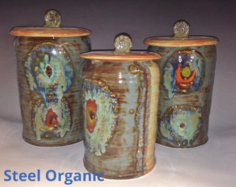 Kitchen Canister Sets Ceramic