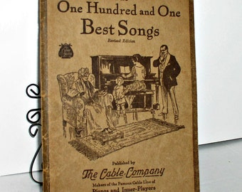 The Hundred and One Best songs book