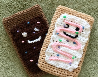 Toaster Pastry iPhone 6S/Plus Case; crochet
