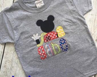 Mickey Mouse Club House Tshirt