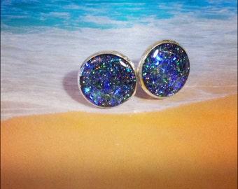 Wicked Fairy Glitter Earrings