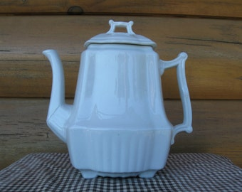 Johnson Brothers Ironstone Coffee/Tea Pot