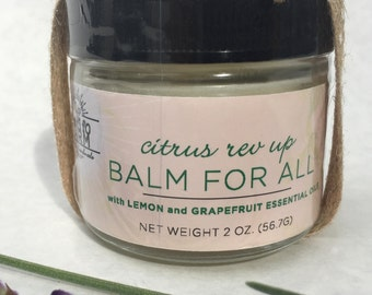 All Purpose Balms